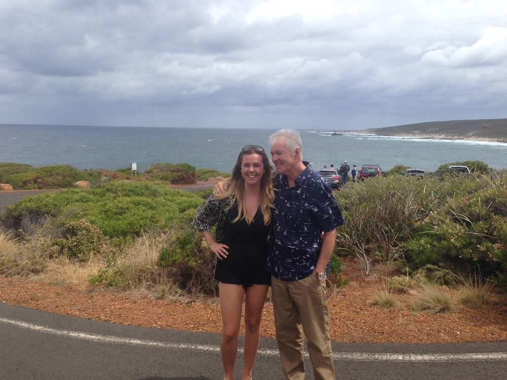 ME+&+lovely+girl+from+UK+smiling+at+SUGARLOAF