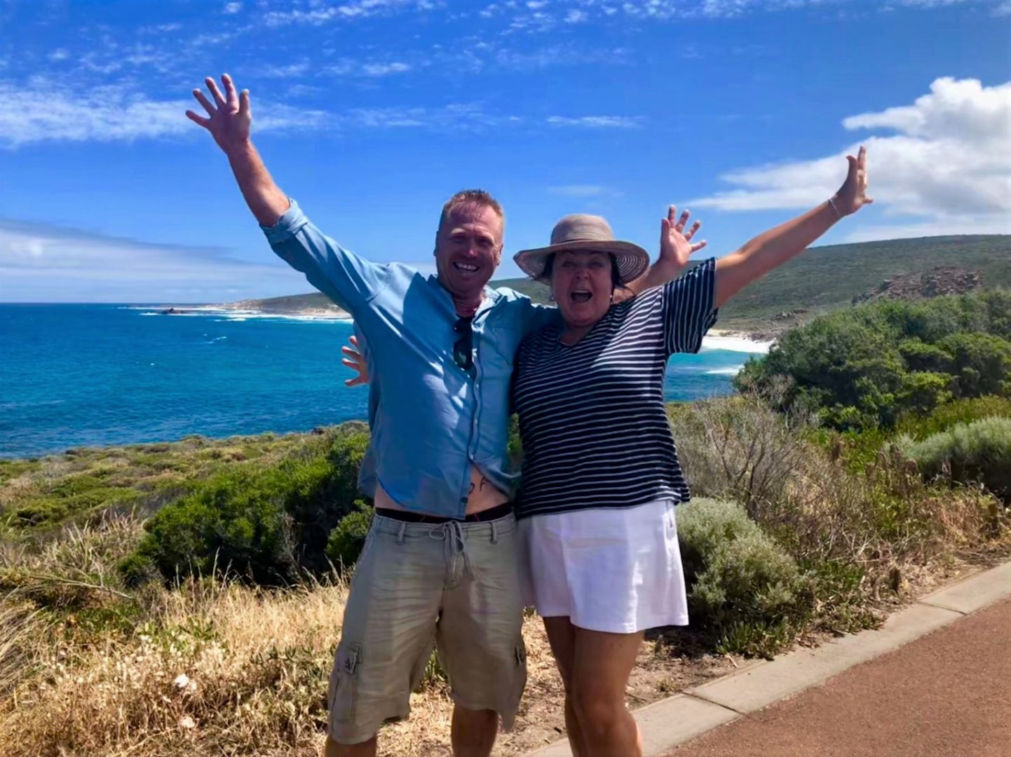 Day tour of the Margaret River Region of Western Australia.
