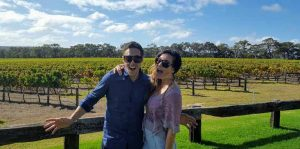 Private guided wine tours Perth.